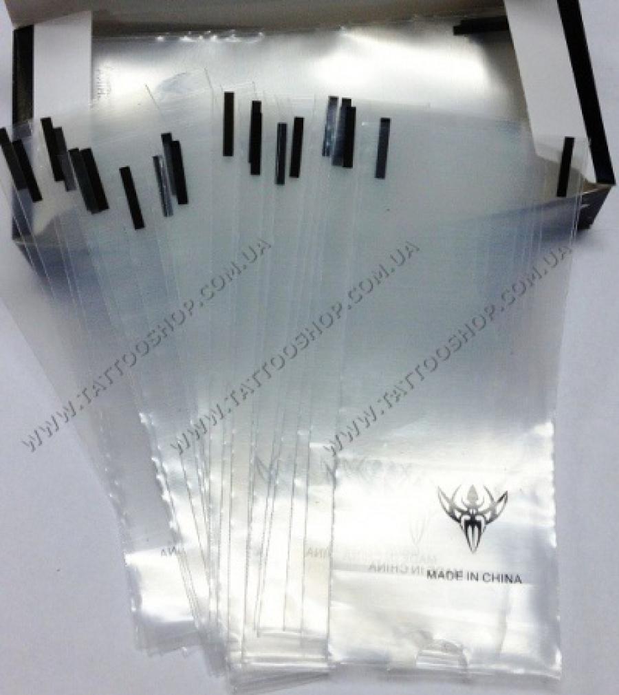Пакеты для машинок-ручек и держателей до 26 мм.100 шт.CHEYENNE.
