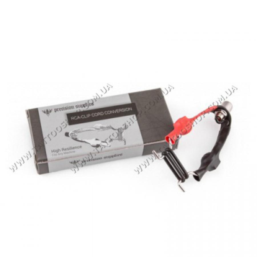 Переходник Precision с RCA - Clip Cord. 1 шт. США.
