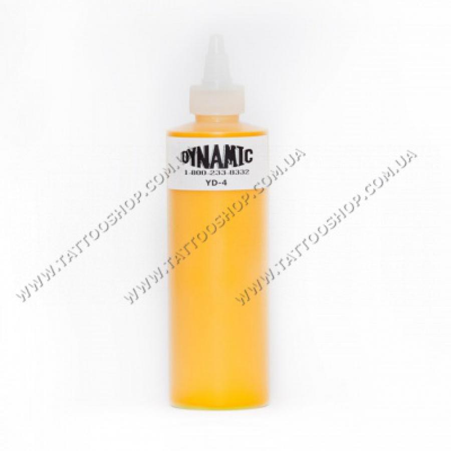 Dynamic Canary Yellow (YD-4)-Канареечный Желтый.30 мл.США.