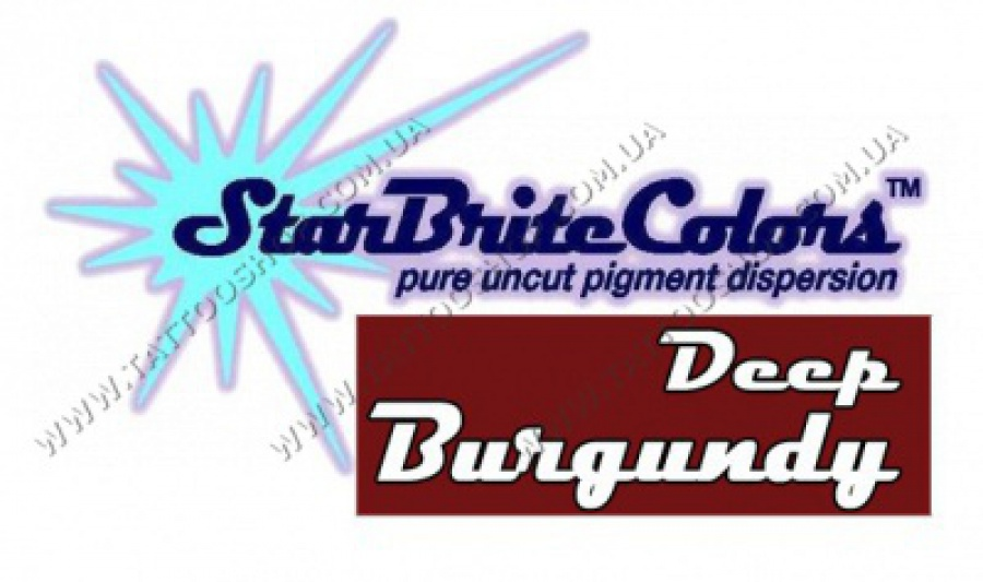 СКИДКА.Star Brite (Deep Burgundy).На выбор 15-30-60-120 мл.1 шт.США.