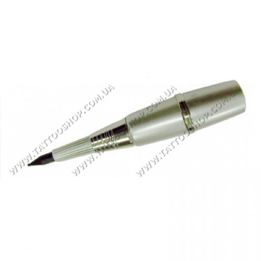 НАЛИЧИЕ.GIANT SUN G-9740-2 комплект для татуажа. SILVER.TW