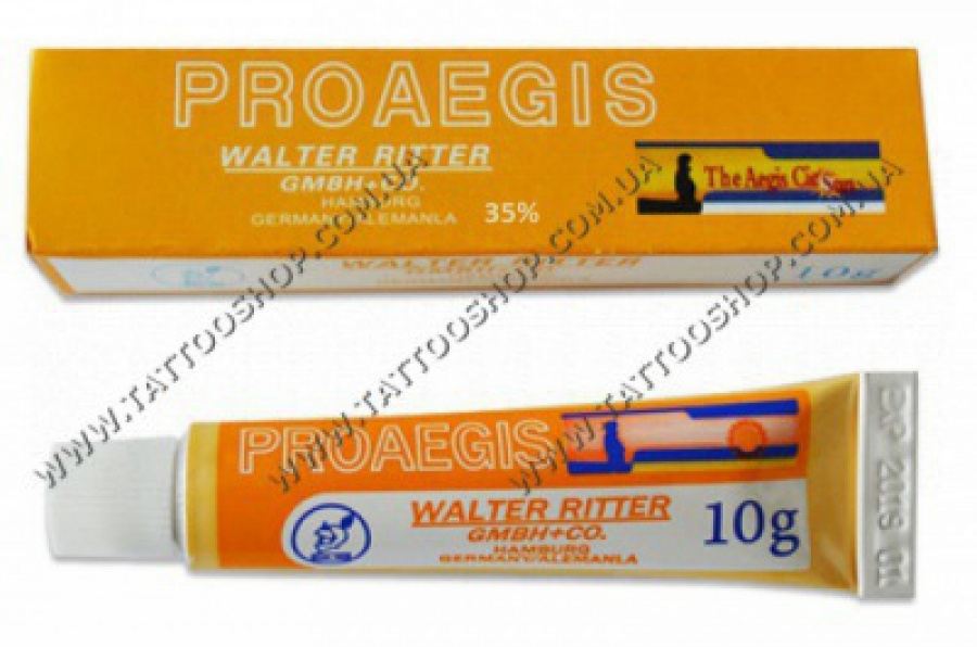АКЦИЯ. Крем обезболивающий Proaegis walter ritter (35% ledocain) 10 гр.DE