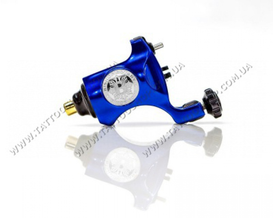 КОПИЯ. ROYAL BLUE Bishop Rotary The CAPO-RCA Model. CN