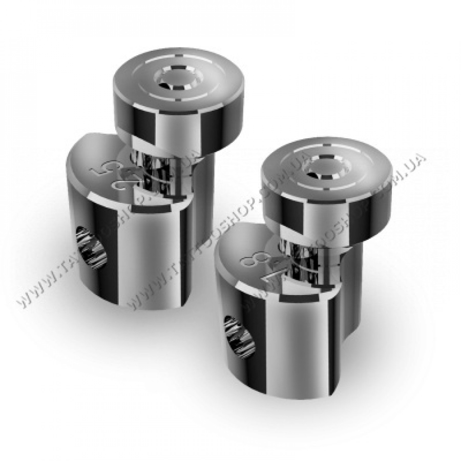 FK Irons 1.8mm and 2.5mm Stroke Wheel Pack для Spektra Xion S