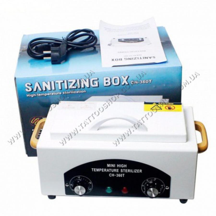 Сухо жаровой шкаф для Стерилизации Sanitizing box CH-360T. CN