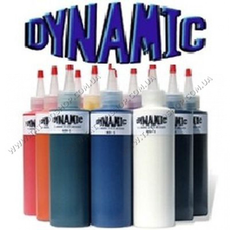 Dynamic sample pack tattoo ink 1 30 for Tattoo ink dynamic