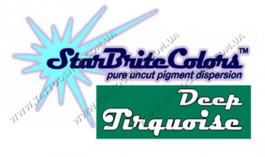 СКИДКА.Star Brite (Deep Turquoise).На выбор 15-30-60-120 мл.1 шт.США.