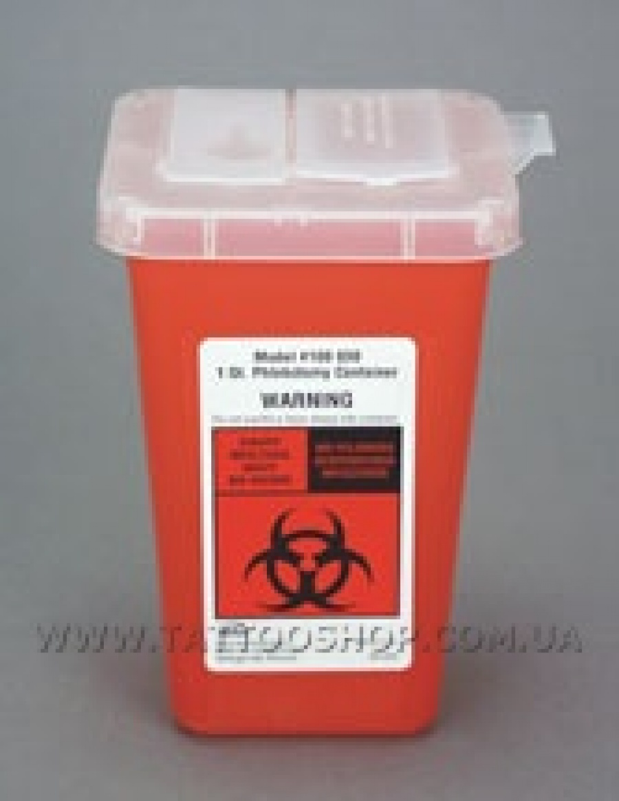 Бокс для отработки-Multi-Use.0,95 литра.США.
