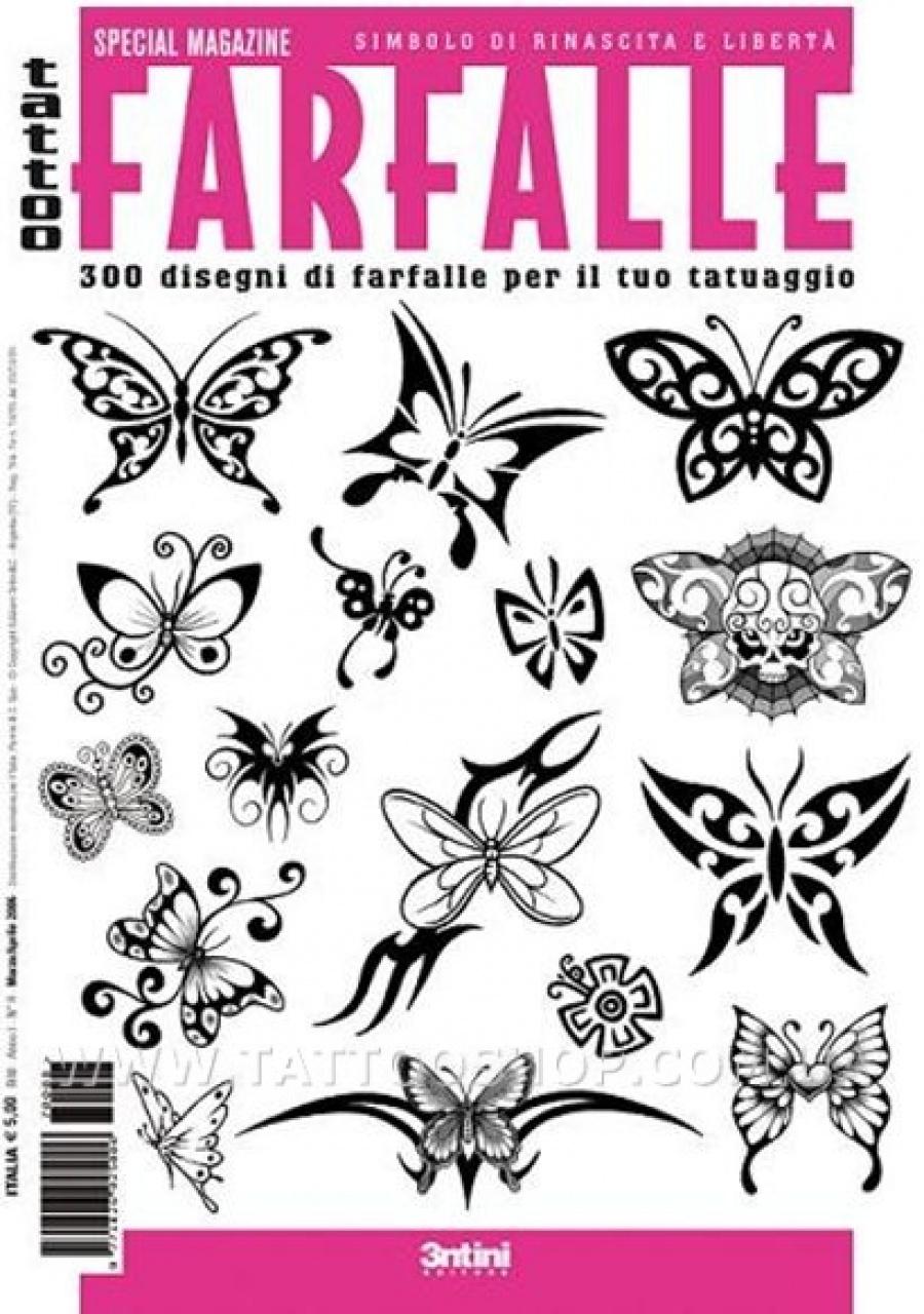 Отличный каталог БАБОЧЕК,в различных стилях.300 эскизов.