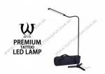LED гибкая лампа с сенсорной регулиповкой яркости , в сумке . 190 см .