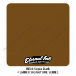 SEPIA DARK - Rember Set. Eternal Tattoo Ink 30 мл. USA