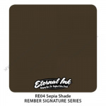SEPIA SHADE - Rember Set. Eternal Tattoo Ink 30 мл. USA