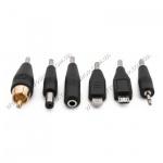 Шесть различных адаптеров для iPower® Watch. USA