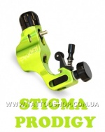 THE PRODIGY Body in NUCLEAR GREEN Rotary Machine by STIGMA.
