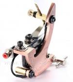 Качественный адаптер для подключения машинки к шнуру RCA.