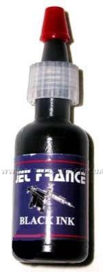 Jet France черная 16 мл.1 шт.