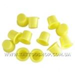 Колпачек для красок №16 (ЖЕЛТЫЕ)(2-3 мл.).50 шт.США.