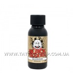 Black Budda ULTRA BLACK 30 мл Bottle Tattoo Ink.