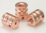 REAR BINDING POST Copper Spare Tattoo Machine Part