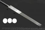 Игла для роторных машинок (ручек) 50 мм (3F).10 шт.США.
