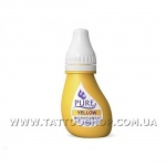 YELLOW BioTouch Pure Single Use Pigment-3 мл.1 шт.США.