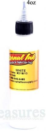 Белая краска для Тату Еternal WHITE.120 мл.США.