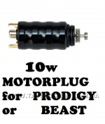 10w Motor Plug for the Prodigy or Beast by Stigma - Motor Only.