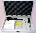 Роторный набор в АЛЮМИНИЕВОМ КЕЙСЕ-BLACK(ручка).12 000 об.\\мин