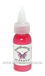 LITE PINK Iron Butterfly Wholesale Tattoo Inks 1 oz