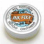 Мазь фиксатор пигмента тату и татуажа INK FIXX.21 грамм.100%-США