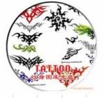 CD диск с тысячей разнообразных эскизов (флеш).