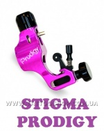 THE PRODIGY Body Only in PURPLE Rotary Tattoo Machine by STIGMA