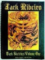 Ч/Б каталог с рисунками Jack Ribeiro.44 стр.
