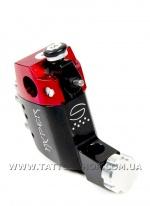 STIGMA Rotary Hyper V2 RED/BLACK Tattoo Machine - STIGMA Rotary